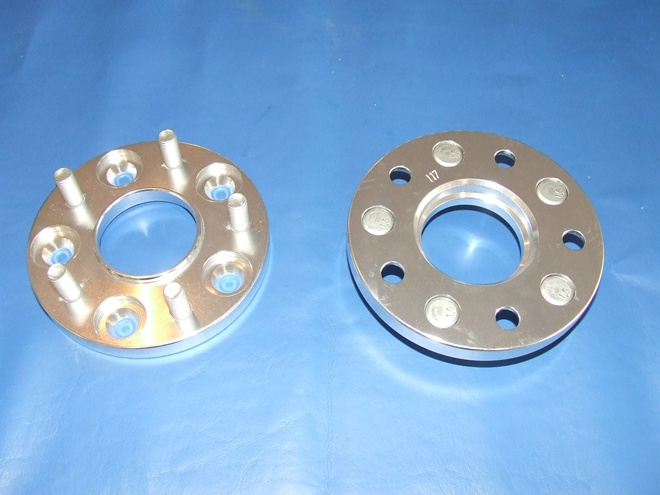 Wheel Spacers FAQ\'s « Low Volume Vehicle Certification
