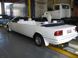 Ford Falcon Stretch Limo Convertible