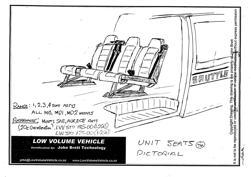 Unit Seats